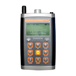 Das Selektive Feldstärke-Messgerät SM400K.